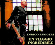Enrico Ruggeri – Un viaggio incredibile – Firmacopie